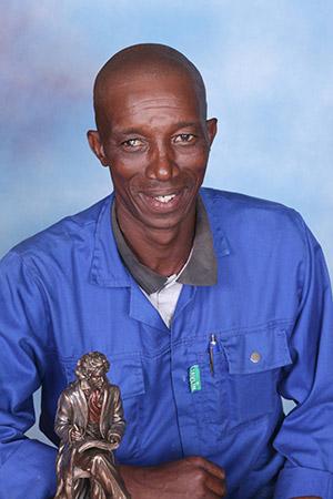 David Molebatsi